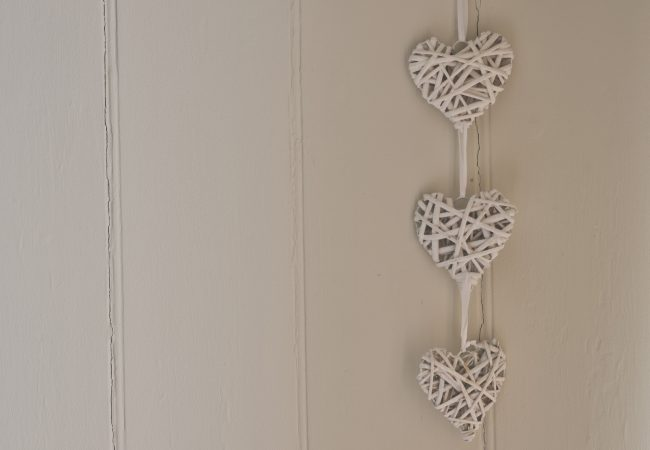 Willow Heart Decoration